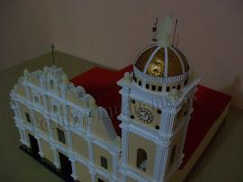 Maqueta Catedral de Maracay