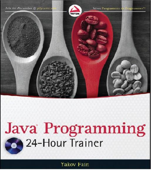 Yourneed java programming hour trainer pdf