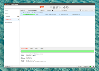 tribler bittorrent client