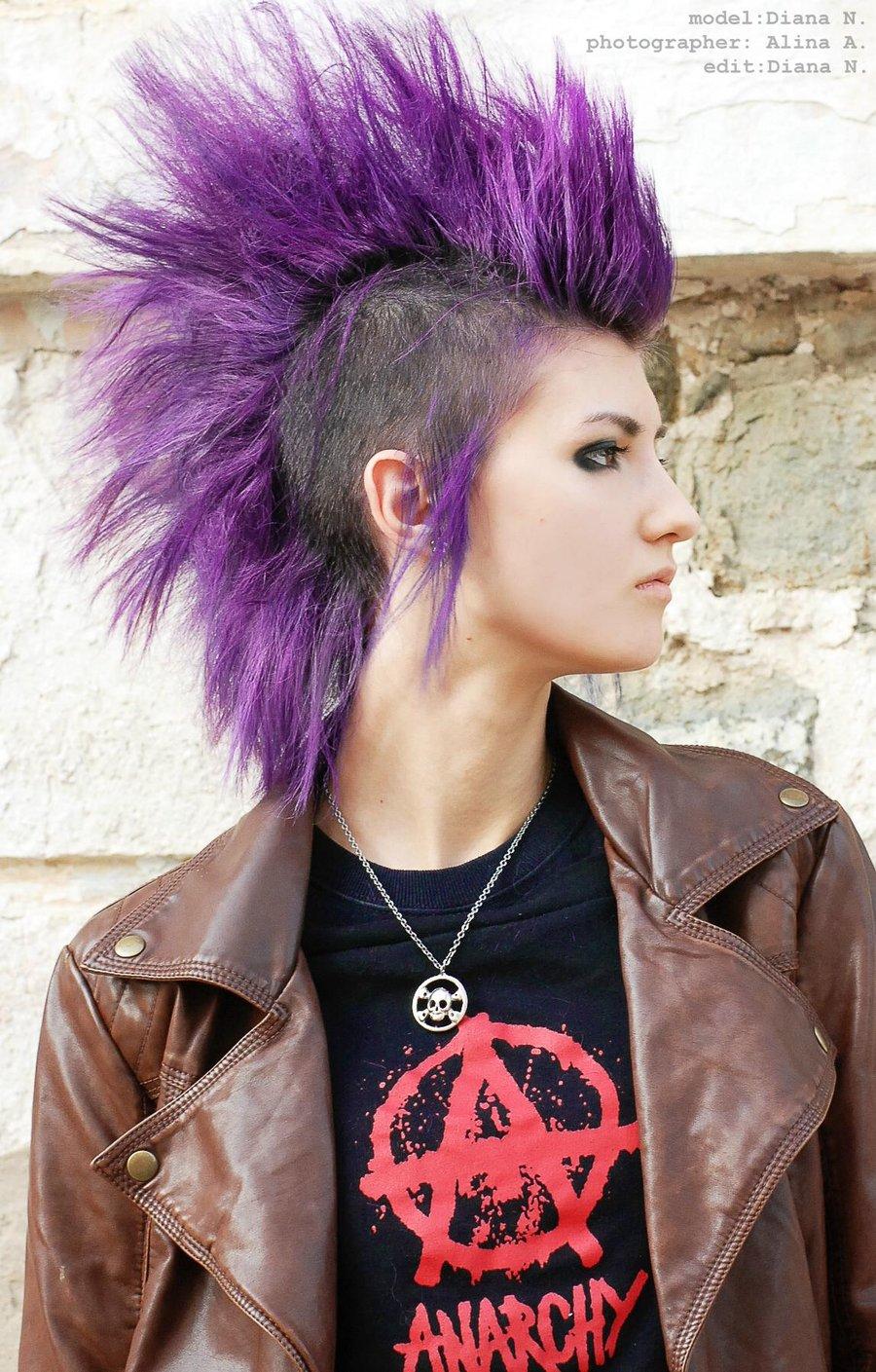 The Convention Moda Estilo Punk