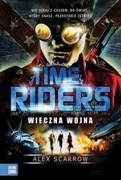 http://lubimyczytac.pl/ksiazka/196837/time-riders-wieczna-wojna