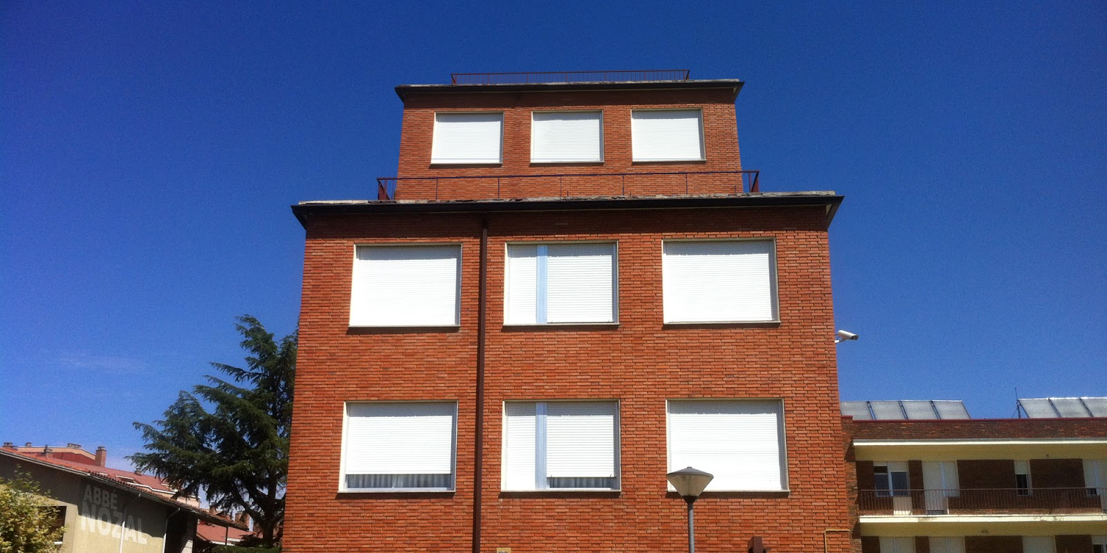 Casa sobre casa, 2014 Abbé Nozal