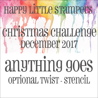 HLS December Christmas Challenge - Stencil до 31/12
