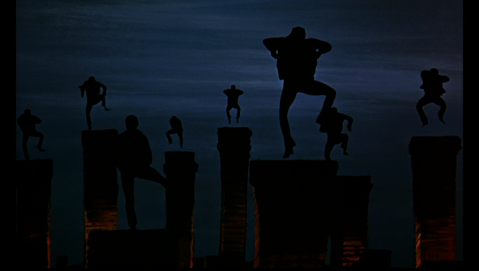 Mary Poppins Chimney Sweep Silhouette Images The Entertainment Junk...