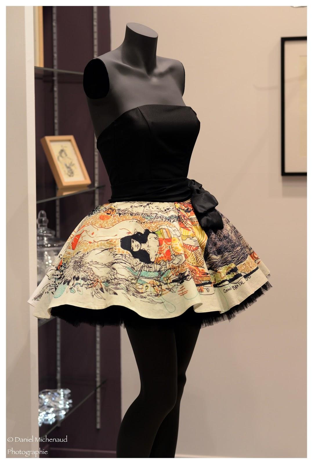 Un regard sur tours exposition c line haudebourg et for Couture a tours
