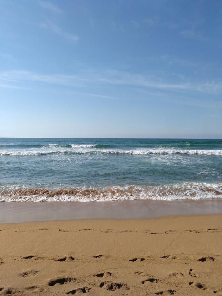 El último mar que compartimos juntos...