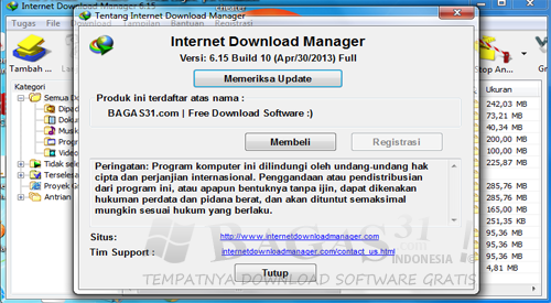 Internet Download Manager 6.15 Build 10 Full Patch Crack Serial Key