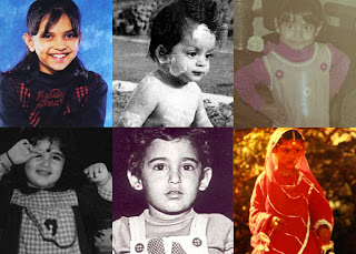 bollywood: And then they were young: Celebrities as children