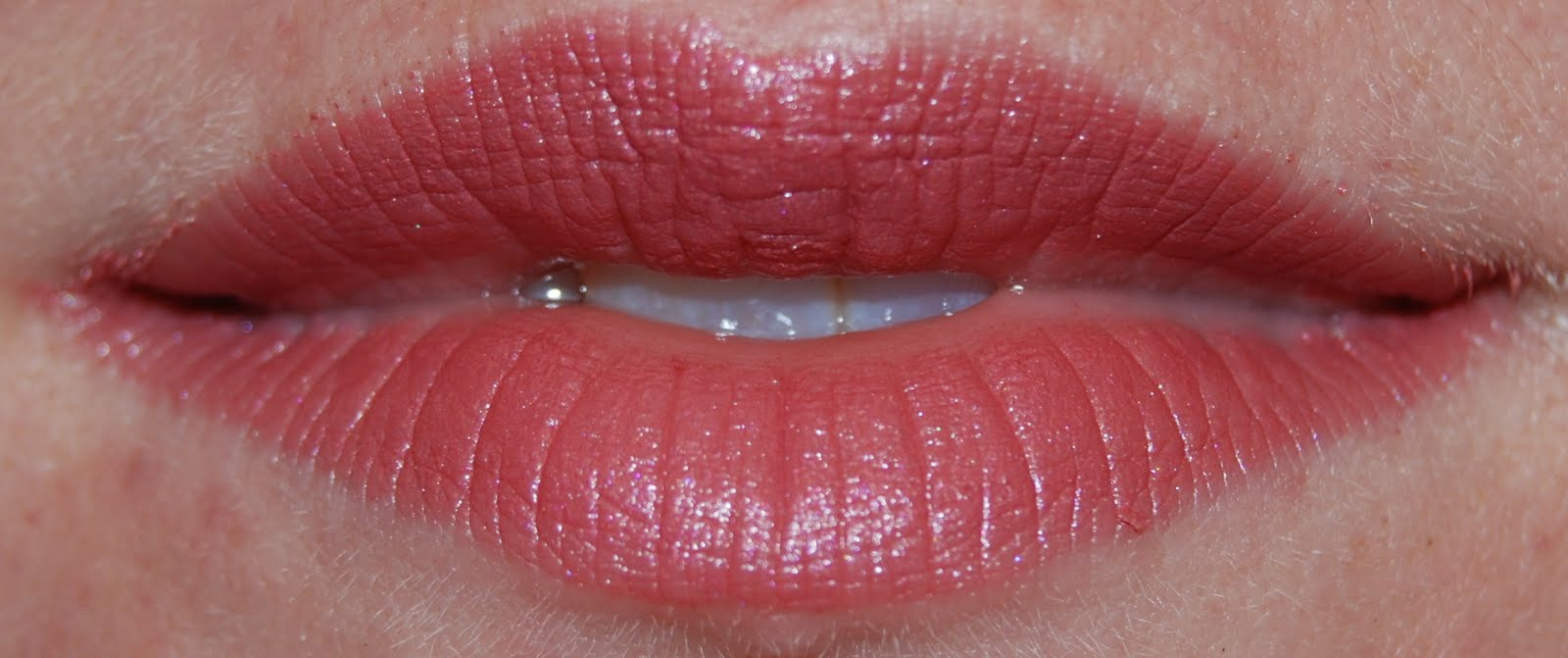 Revlon Mauve Lipstick Lip swatch  blushing mauveRevlon Mystic Mauve Lipstick