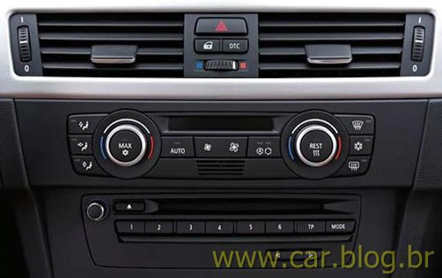 BMW 318i Sport - itens de serie