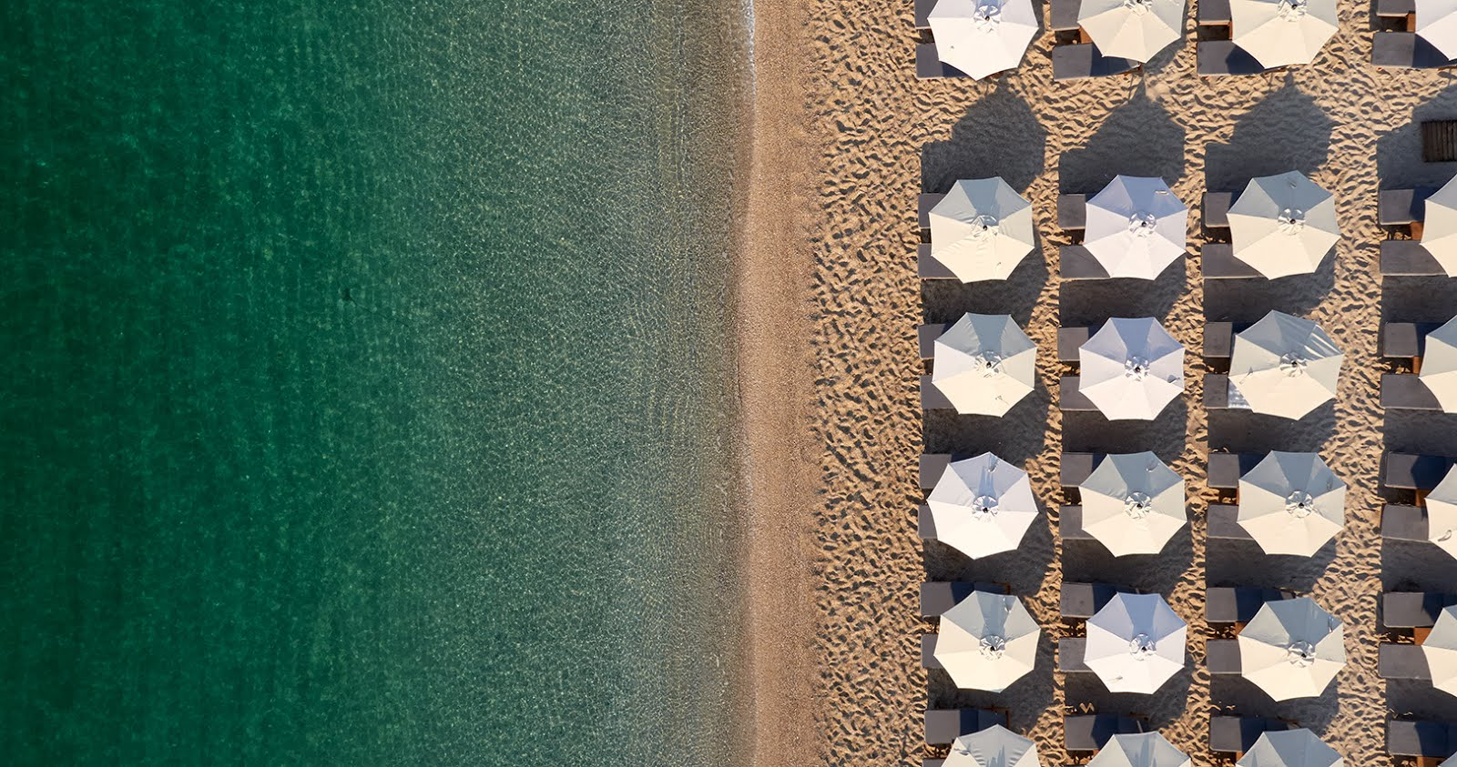 Parga - Lichnos Beach