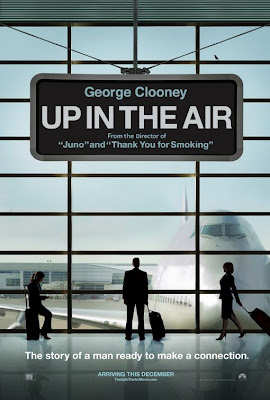 Watch Up in the Air 2009 BRRip Hollywood Movie Online | Up in the Air 2009 Hollywood Movie Poster
