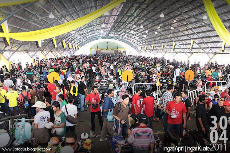 Karnival Vespa dan himpunan moto klasik kuala kangsar Ingat April | ingat kuale