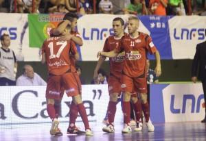 ElPozo Murcia FS iguala la eliminatoria de la Final por el título de Liga al  ganar 1-5 a Inter Movistar en el segundo partido de la serie c83d3b6eb6b7b