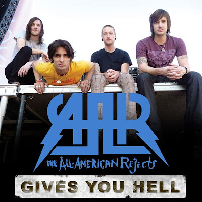 The All-American Rejects - Gives You Hell Lyrics
