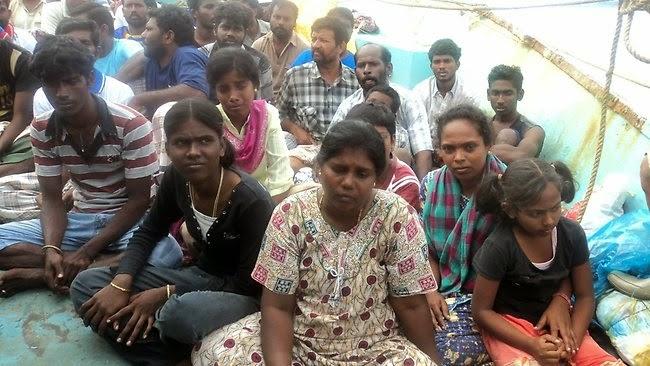தமிழ் அகதிகள்