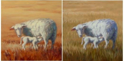 Baby and Ewe, anew