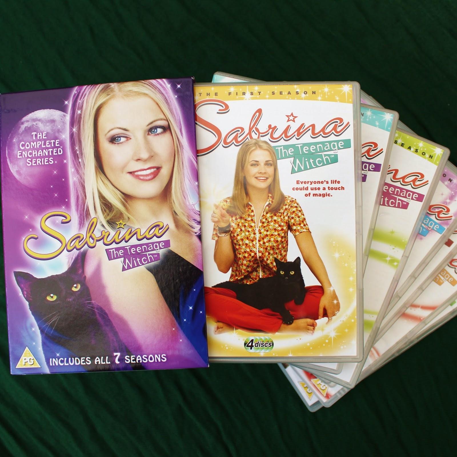 Sabrina the Teenage Witch Complete Box Set