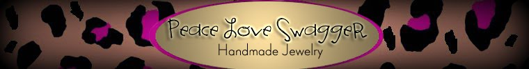 Peace Love Swagger handmade jewelry