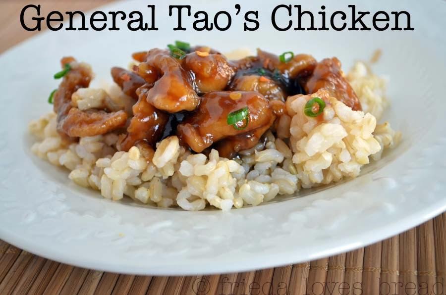Frieda Loves Bread: Gen. Tso's Chicken: Step by Step