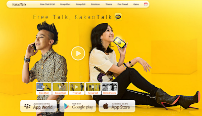 gratis Kakao Talk - Download kakao Talk Chatting terbaru - Kakao Talk ...