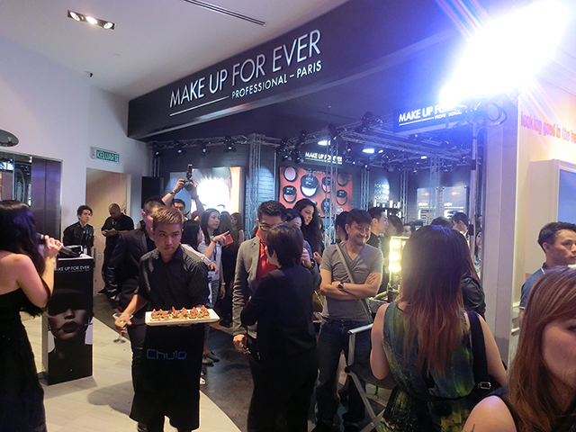 Beauty, Travel & Lifestyle - theChency's Diary : [Event] MAKE UP ...