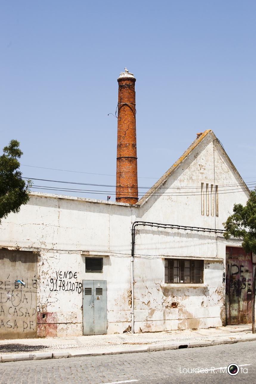 Chimeneas de antiguas fabricas cada segundo for Fabrica de chimeneas