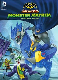 Ver Batman Ilimitado: Caos De Monstruos (2015)  Online Gratis
