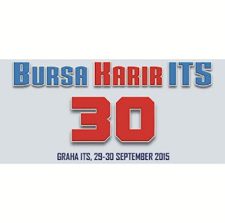 Bursa Karir ITS September 2015