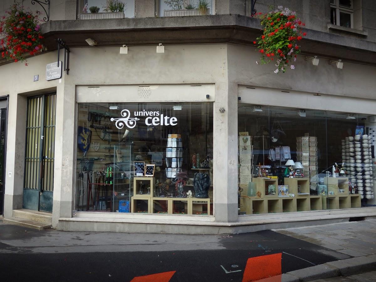 UNIVERS CELTE (Accessoires, bijoux, livre, décorations, breuvages...) - 16, rue du Vau-Saint-Germain - Rennes