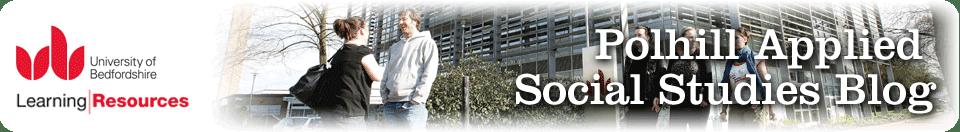 Polhill Applied Social Studies Blog