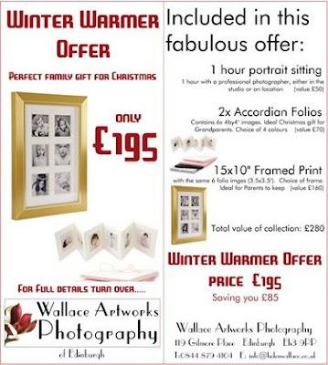 Wallace Artworks Photography Studio Edinburgh