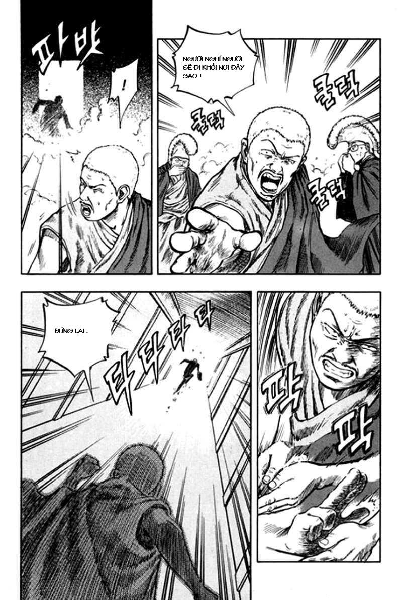 TruyenHay.Com - Ảnh 8 - Monk! Chap 19