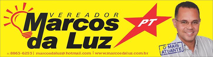 Marcos da Luz - Vereador PT