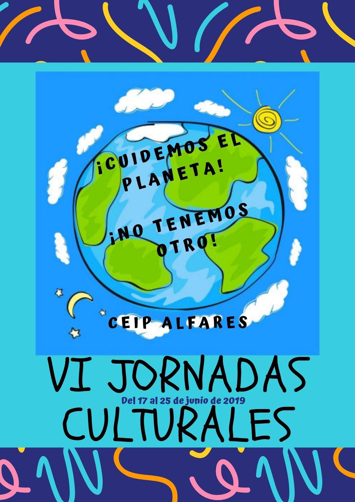 VI JORNADAS CULTURALES