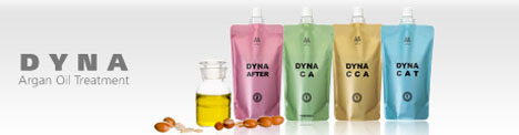 Mucota Dyna Argan Oil Treatment