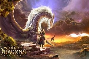 Браузерная игра world of dragons