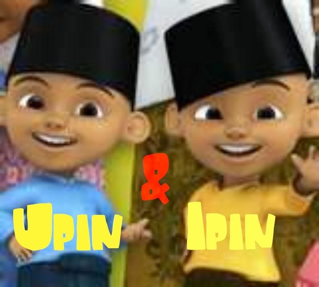 UPIN DAN IPIN DIFITNAH! @UpindanIpinFans @lescopaque