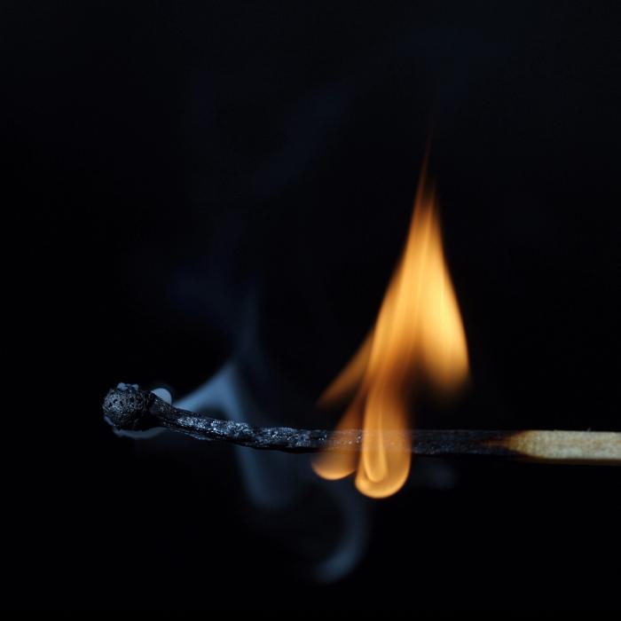 Pol Tergejst Fire Art