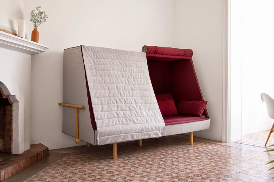 Il divano che si crede una capanna la tazzina blu - Divano ecopelle che si spella ...