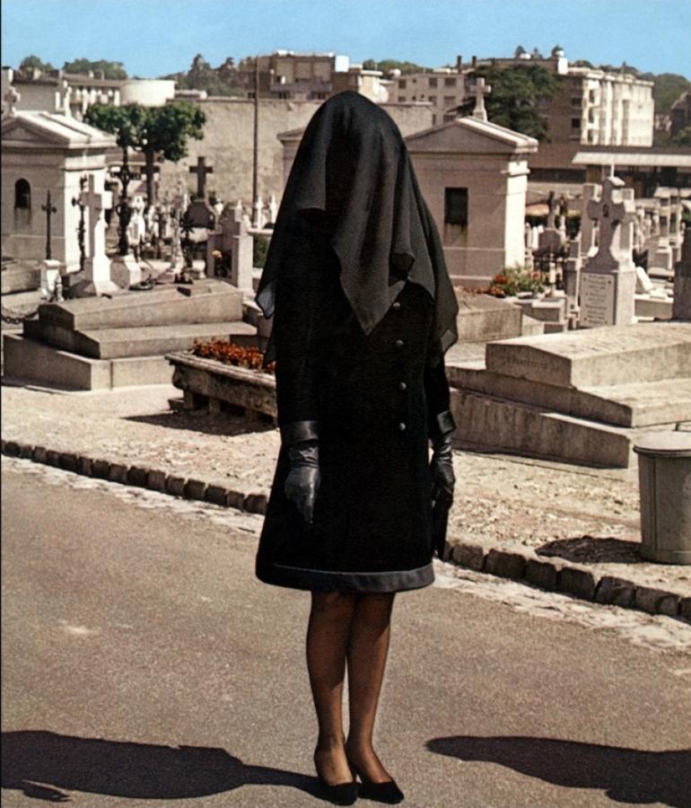 La Mariee était en Noir