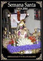 Semana Santa de Oria 2014