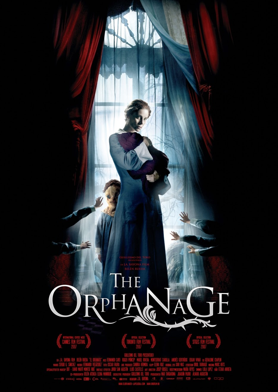 the orphanage movie critique essay