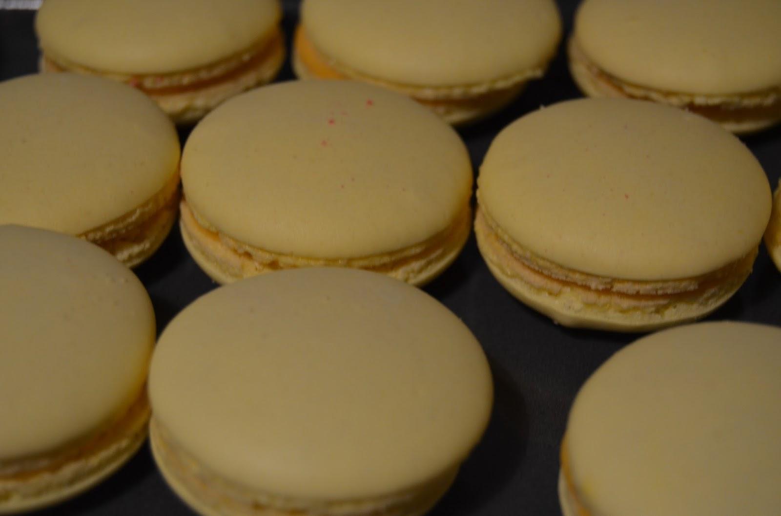 Macarons gluten-free