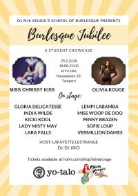 Burlesque Jubilee!