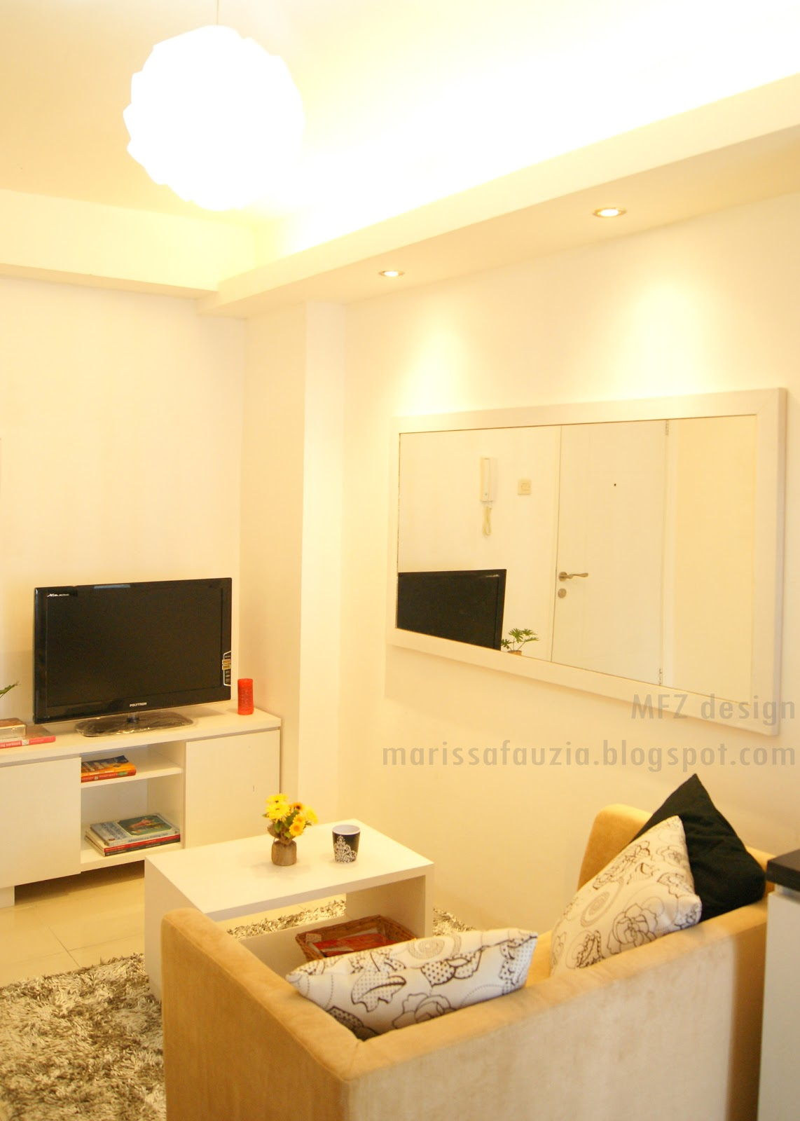 NEW 2BR apartment fo rent @ Kalibata Green Palace | sugar and spice