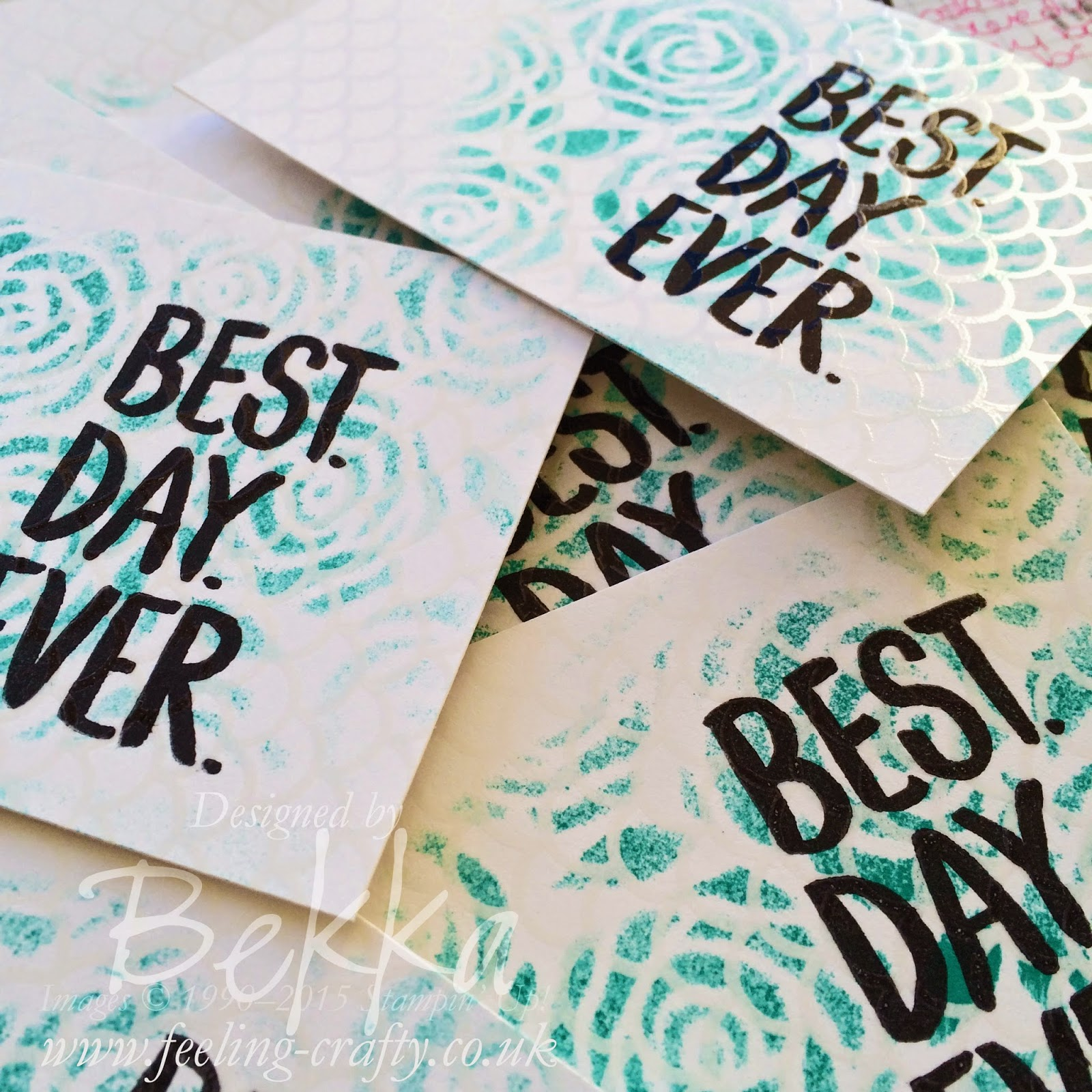 Best Day Ever Sneak Peek - check it out here
