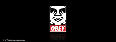 Couverture facebook obey