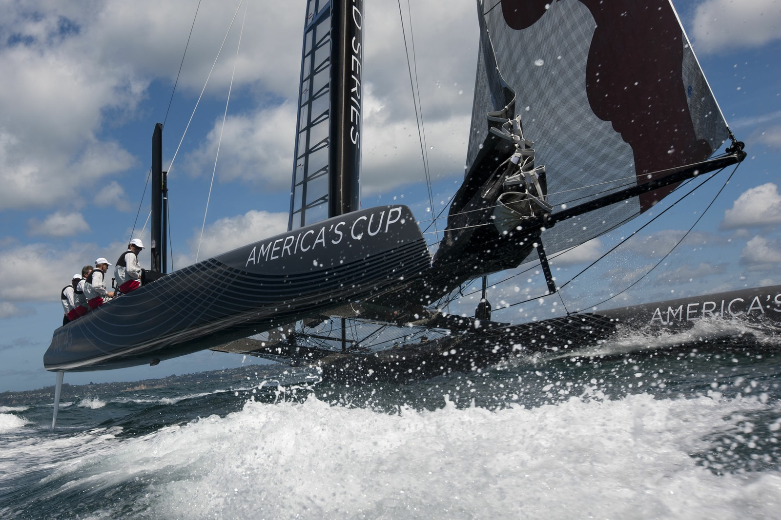 America's Cup Event Authority | VSail.