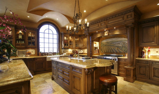 The Enchanting Kitchen cabinets colors pictures Photograph